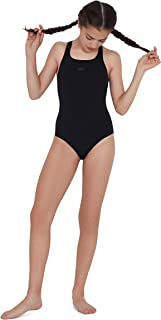 Speedo Girls' Essential Endurance+ Medalist Swimsuit