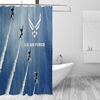 Donnapink Air Force Logo USAF United States Air Force Waterproof 60