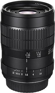 Laowa VEN6028N - Objetico de 60 mm para cámara Nikon f/2.8 2X Color Negro