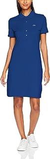 Lacoste Women's Slim Fit Core Polo Dress