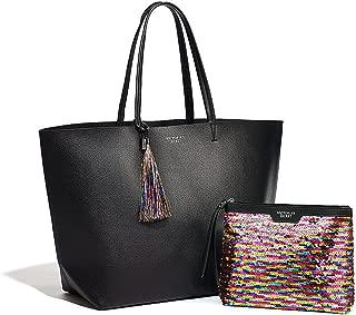Victorias Secret BLACK FRIDAY 2016 Limited Edition TOTE & Sequin Mini BAG