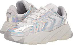 Cosmic Silver/Mesh Dragon White/Nubuck White/Nappa Calf Off-Whit