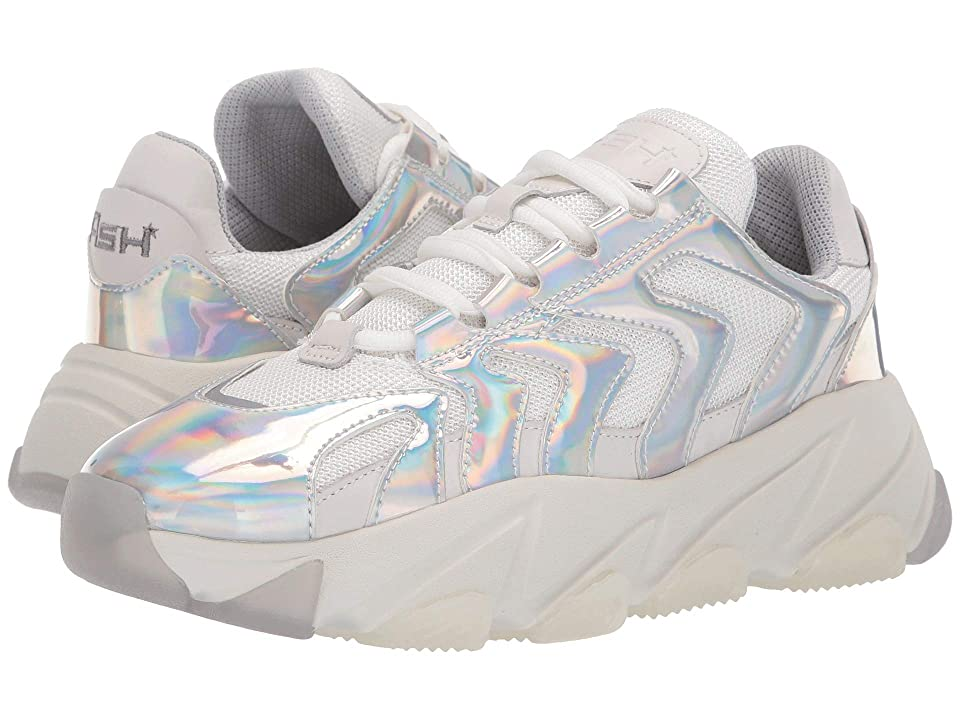 ASH Extreme (Cosmic Silver/Mesh Dragon White/Nubuck White/Nappa Calf Off-Whit) Women