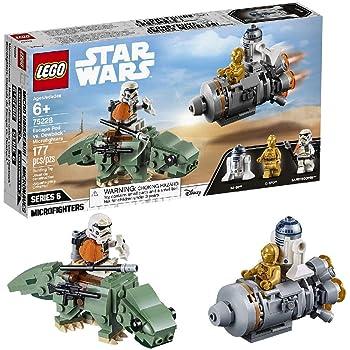 LEGO STAR WARS - Cámara de congelación en carbonita (75137 ...
