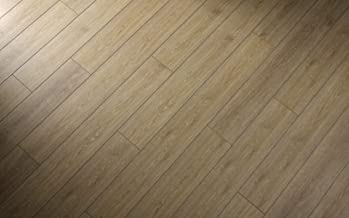 "Modin Rigid Vinyl Plank Flooring, DIY Click Installation, 40 Mil Wear Layer, Sutton, 12"" Cut Sample"