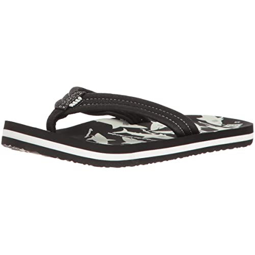 4a5c1b44024e Reef Ahi Glow Kids Sandal (Toddler Little Kid Big Kid)