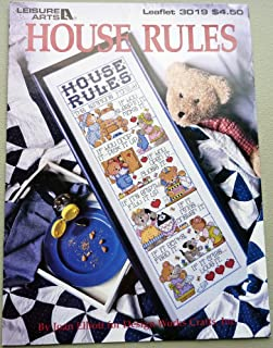 House rules (Leisure Arts leaflet)
