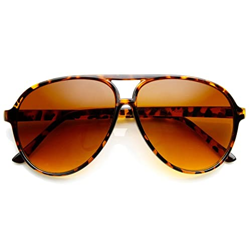 03c9bf654c MJ Boutique Retro 80s Vintage Blue Blocking Aviator Sunglasses