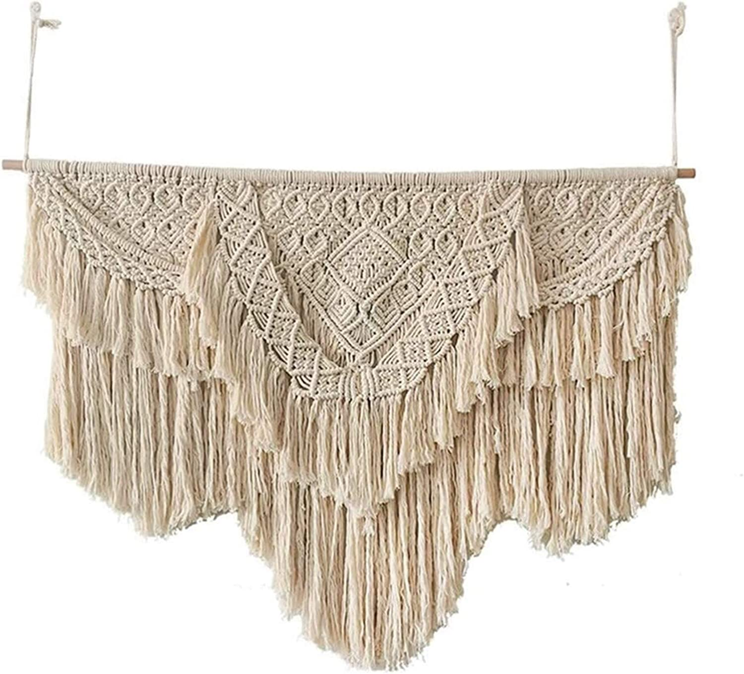 YYDD Super popular specialty store Boho Macrame Wall Tapestry Woven Popular Hang Hanging