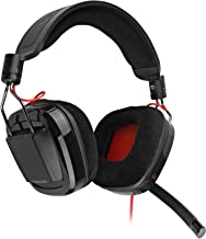 Plantronics GameCom 788 Gaming Headset USB 7.1 Surround Sound (Renewed) (788)