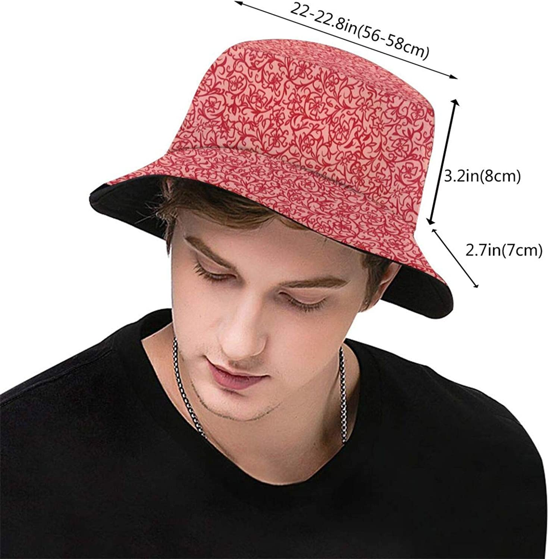 Bucket Hats UPF 50+ for Men and Women Sun Beach Hats Wide Brim Fisherman's Caps