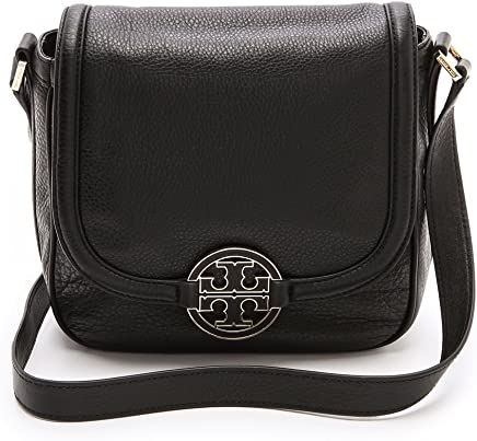 2fe7d7805b736 Tory Burch Womens Amanda Round Cross Body Bag