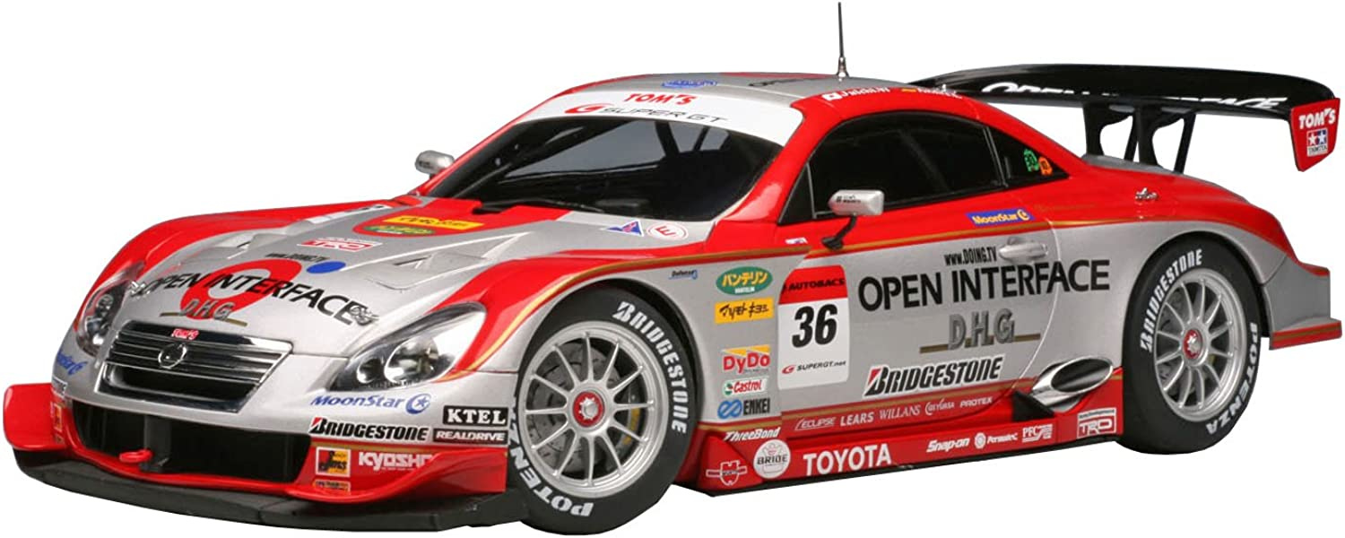 Lexus SC43006 SUPER GT No.36 (Diecast model)