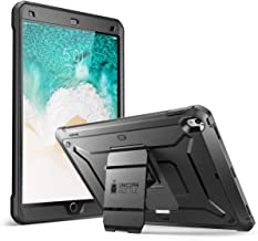 SUPCASE iPad Pro 12.9 Case 2017, [Heavy Duty] Unicorn Beetle Pro Series Full-Body Rugged Protective Case Without Screen Protector for Apple iPad Pro 12.9 Inch 2017, Not Fit 2018 Version(Black)