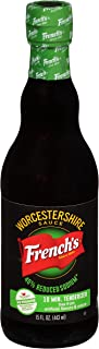 French's Reduced Sodium Worcestershire Sauce, 15 FL OZ