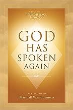 God Has Spoken Again