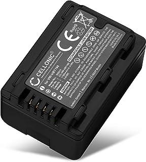 VX HC-W Caricabatteria Auto//Corrente WX - vedi lista per Panasonic VW-VBT190 e VW-VBT380//HC-V