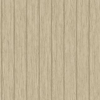 York Wallcoverings NY4946SMP Nautical Living Bead Board Wallpaper Memo Sample, 8-Inch x 10-Inch, Ecru, Tan