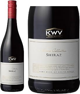 KWV クラシック・コレクション シラーズ [ 赤ワイン フルボディ 南アフリカ 750ml ]