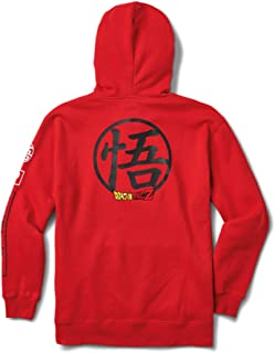 Dragon Ball Club Hoodie (Scarlet)