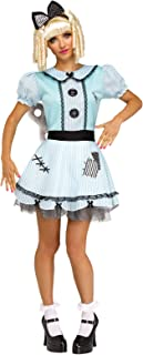 Women's Clockwork Doll Costume