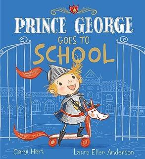Prince George Goes to School