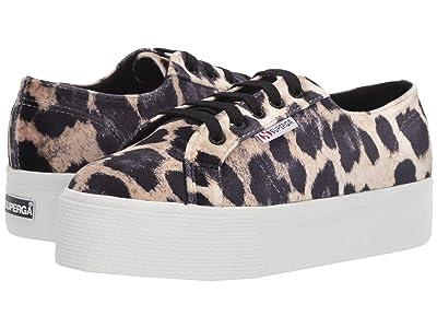 Superga 2790 Fanvelvetv (Leopard) Women