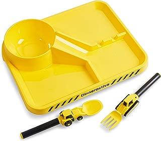 Best constructive eating set of construction utensils Reviews