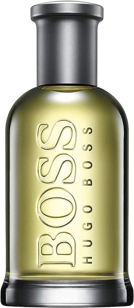 Hugo boss, boss bottled, dopo barba lotion per uomo, 100 ml 118663
