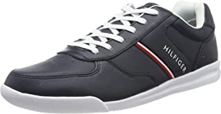 Tommy Hilfiger Lightweight Leather Men Sneakers