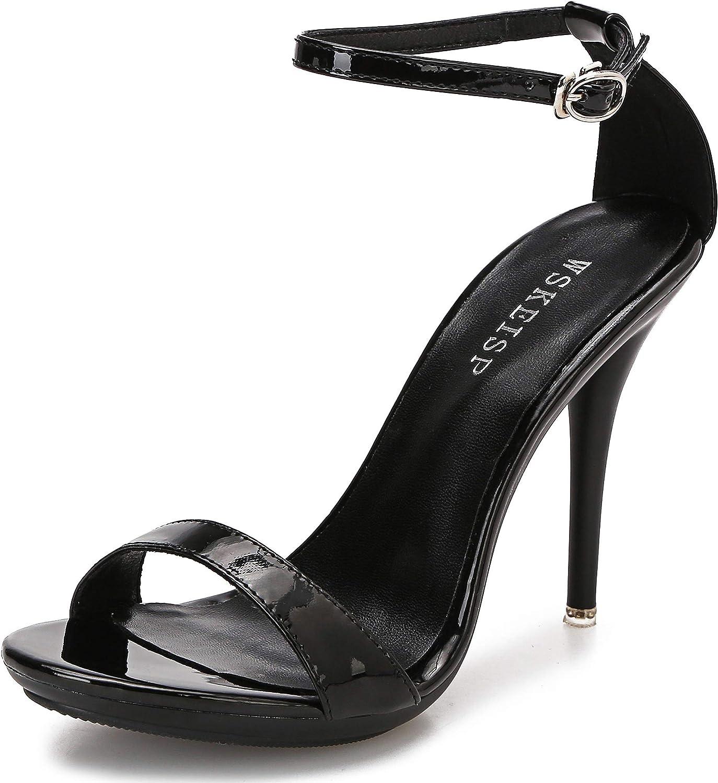 Max 57% OFF Women's Daily bargain sale Platform Heels Sandals Open Ankle Wedd Toe Elegant Strap