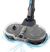 GeeMo Soft Roller Cleaner Head, Motorized Brush for Dyson V7 V8 V10(Old Version) V11, Stick Vacuum Brush Tool Combining Va...