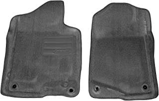 Lund 609561 Catch-All Carpet Black Front Floor Mat - Set of 2