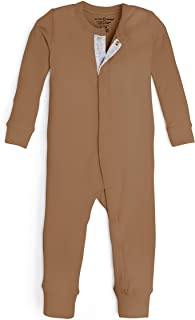 Unisex Baby Organic Cotton Emerson Sleeper - Long Sleeve Infant Coverall