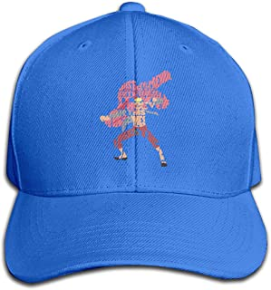 EUYK77 The Heavenly Yaksha Mens and Womens Trucker Hats Adjustable Hip Hop Flat-Mouthed Baseball Caps