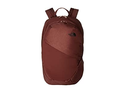 The North Face Isabella (Sequoia Red Light Heather/Sequoia Red) Day Pack Bags