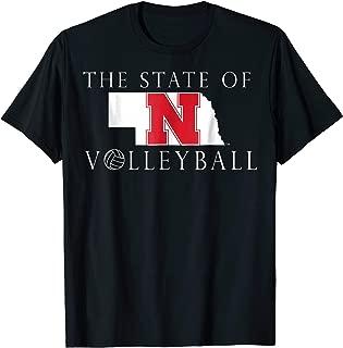 husker volleyball shirts