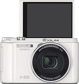 CASIO Digital Camera EXILIM EX-ZR1300WE International Version (No Warranty)