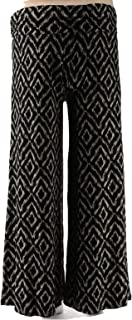 Collection Pull On Printed Palazzo Pants A306185