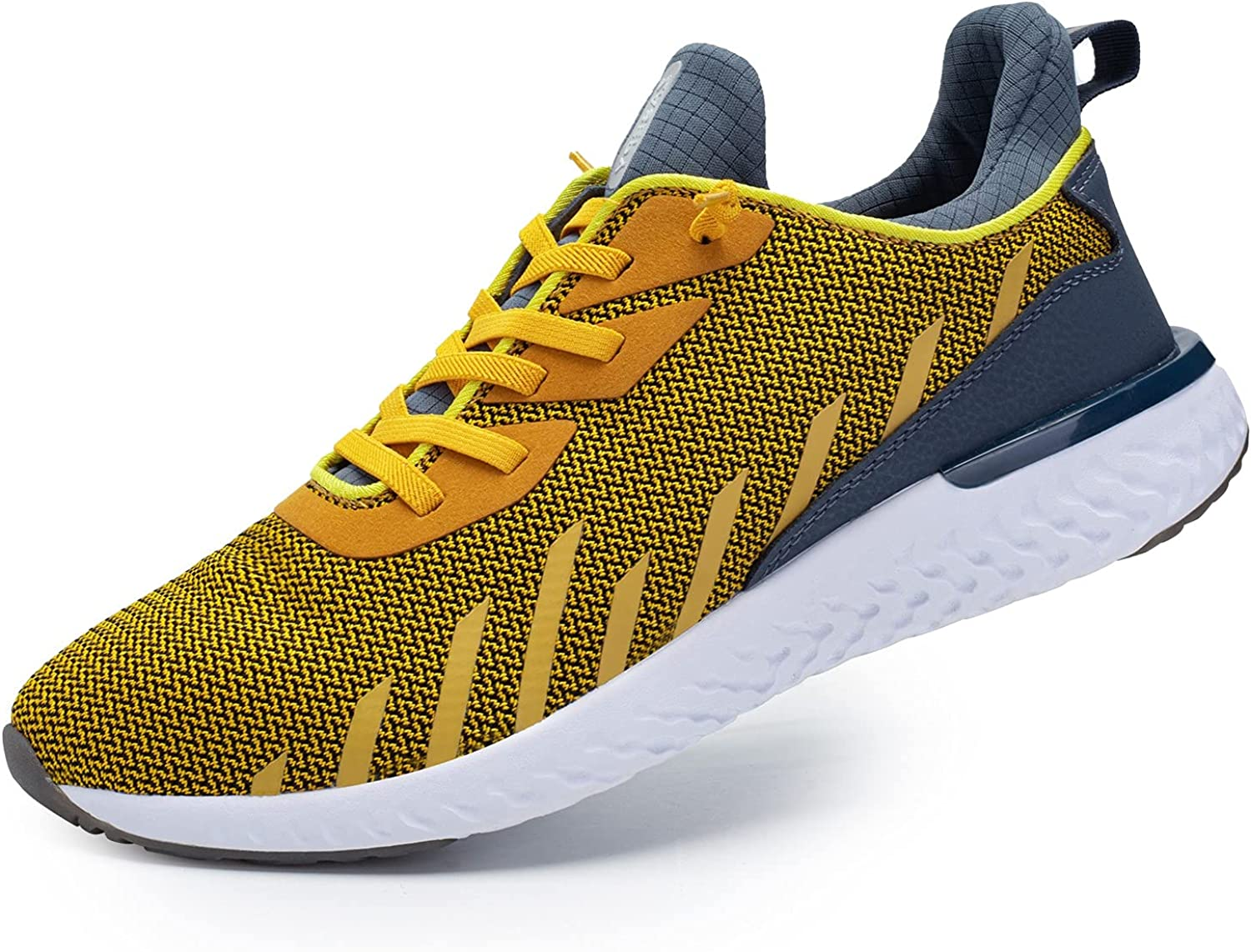 ZASEPY Men's Dealing full price 70% OFF Outlet reduction Lightweight Mesh Breathable Walking Shoes - Casual