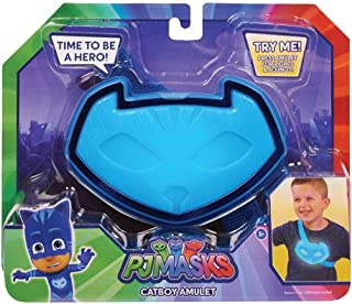 PJ MASKS Become Catboy Catboy Amulet with Sounds and Lights Ages 3