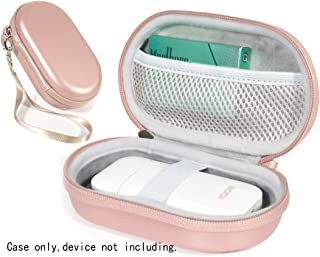 Portable Protective Case for IQOS kit for IQOS 2, IQOS 3, IQOS Holder, All in 1 Solution, Easy to use, Good Looking, Protect IQOS from Impact, Dust, Scratch. Anti-Slip, Impact Resistance, Rose Gold