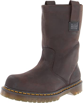 Dr. Martens - Mens Icon 2296 Non-Slip Rigger Boot : boots