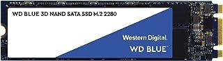 Western Digital SSD 500GB WD Blue PC M.2-2280 SATA WDS500G2B0B-EC 【国内正規代理店品】