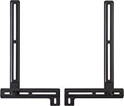 ECHOGEAR Sound Bar Mounting Brackets with Tool-Free Height Adjust for Maximum..