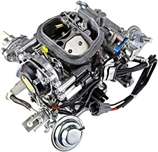 ALAVENTE 21100-35463 Carburetor Carb for Toyota 22R Engine 21100-35570 TOY-507 1988-1990 Pickup 1981-1988 Hilux 1984 Celica 1984-1988 4Runner with Square Plug (automatic choke)