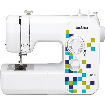 Brother LS14S - Máquina de coser con chasis de metal, materiales ...