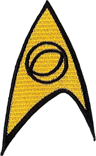 Ata-Boy Star Trek Science Insignia 3