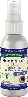Nature's Truth Calming Goodnite Mist Spray, 2.4 Ounce