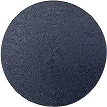 立風屋 珪藻土コースター 単彩 シリーズ 墨 ブラック 黒 1枚 RPCS01-TS-BKMJ